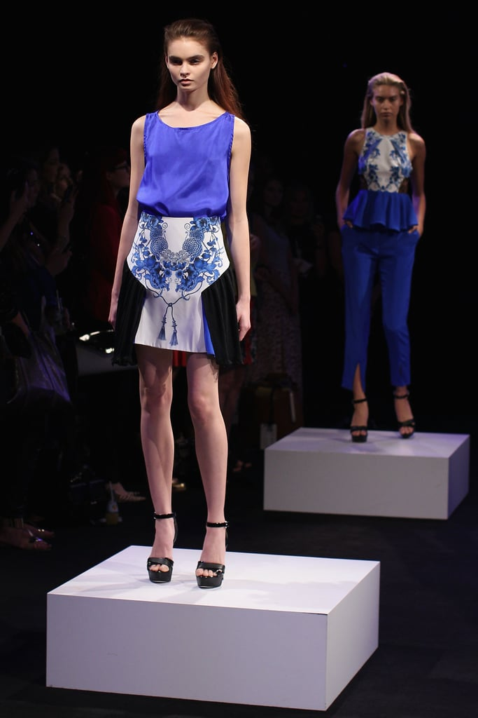 Pictures and Runway Review of Sara Phillips Spring Summer ...