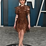 Joey King at the Vanity Fair Oscars Afterparty 2020