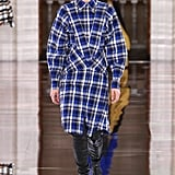 Victoria Beckham Fall/Winter 2020: Checks, Mate