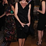 Julie Bowen wore an LBD to the event.