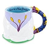 An inspiring message is hidden inside this pretty Jasmine Lotus Flower Mug ($25).