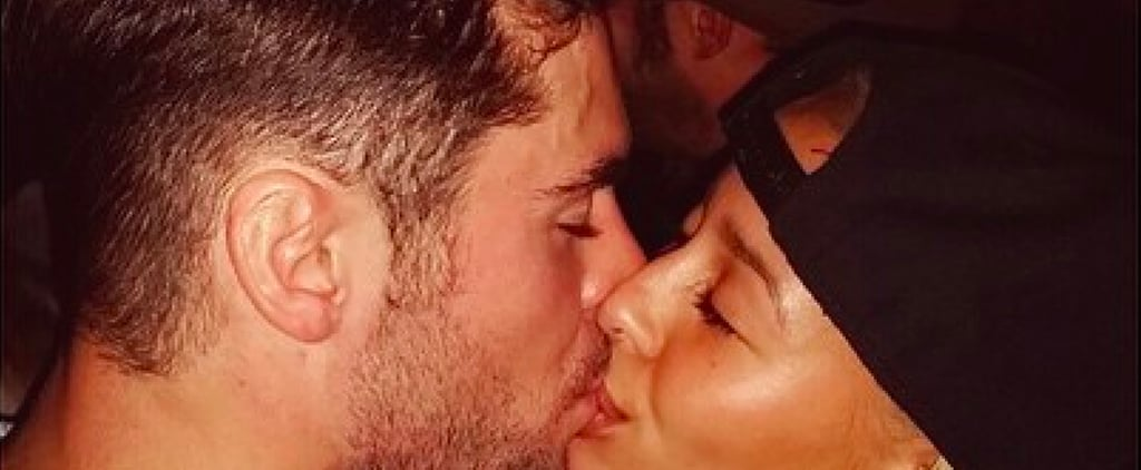 The Hottest Picture of Zac Efron and Sami Miró We've Seen Yet