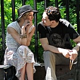 Ashlee Simpson Shares Some Summer Love With Actor Vincent Piazza