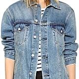 Earnest Sewn Cecil Oversize Denim Jacket ($170)