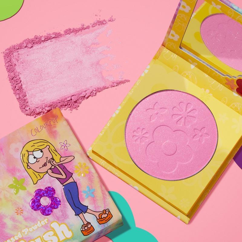ColourPop x Lizzie McGuire Dee-lish! Pressed Powder Blush