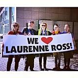 Laurenne Ross