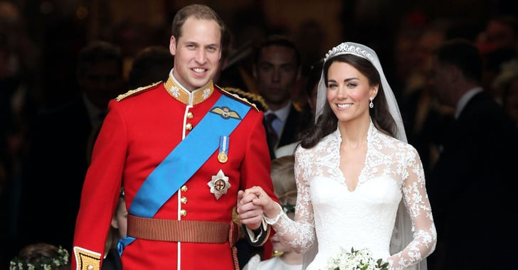Wedding Gifts For Kate Middleton : Kate Middleton and Prince Williams Wedding Gifts POPSUGAR Celebrity