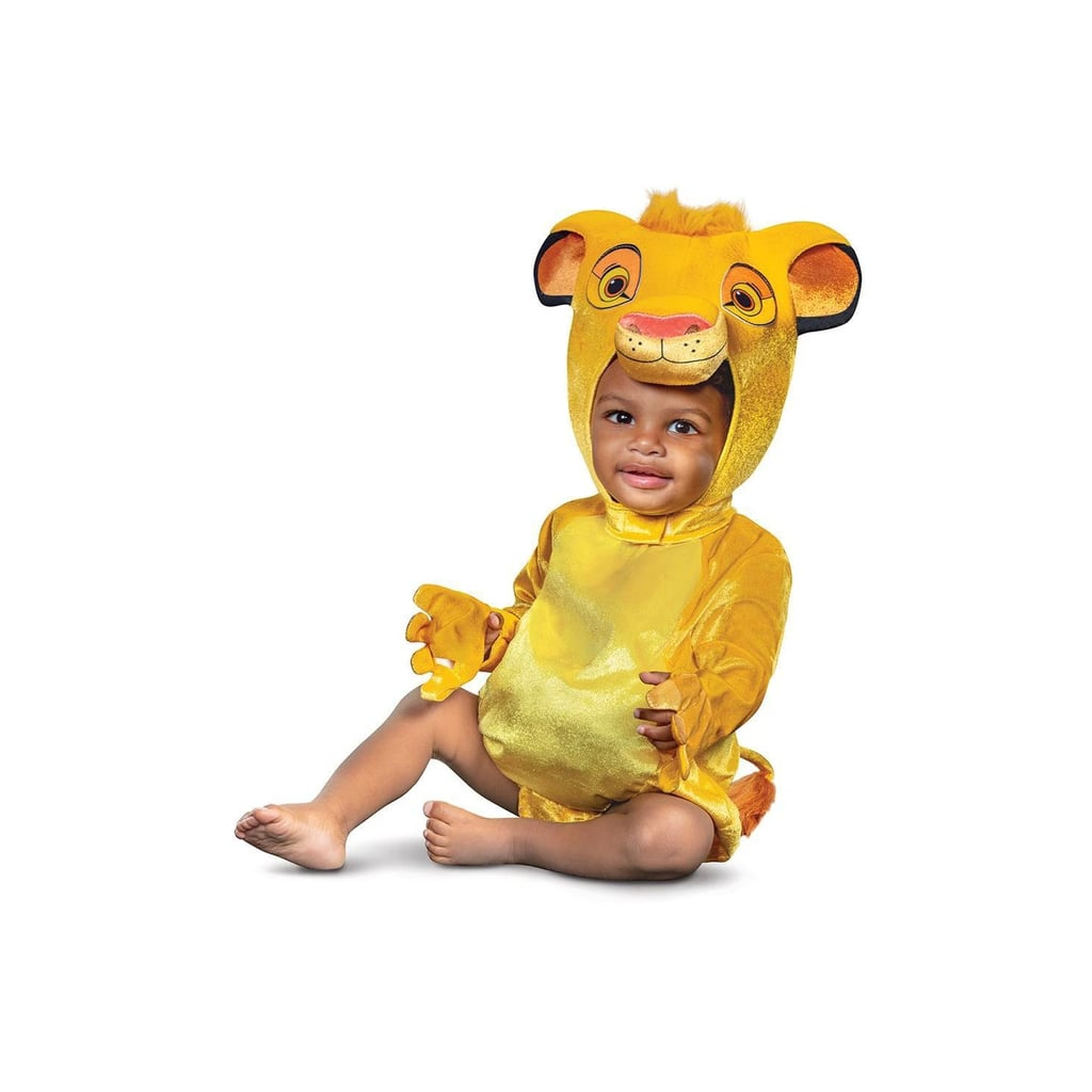 Baby Lion King Simba Halloween Costume