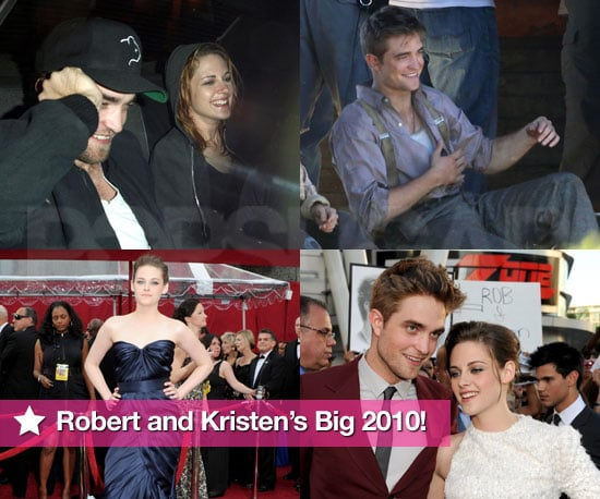Best Pictures of Robert Pattinson and Kristen Stewart in 2010 2010-12-03 15:42:09