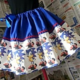Sonic the Hedgehog Skirt ($66)