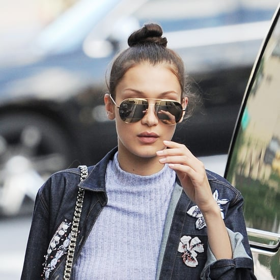 18 Times Bella Hadid Rocked Slicked-Back Hairstyles