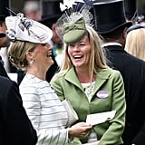 Countess of Wessex and Autumn Phillips, 2015