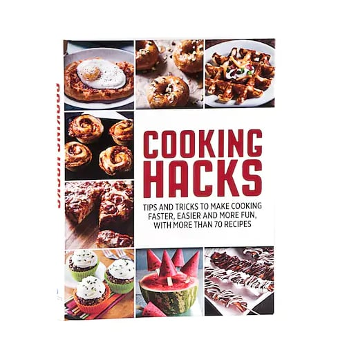 Cooking Hacks Book