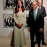 Kate Middleton at History Museum Dinner in London July 2016