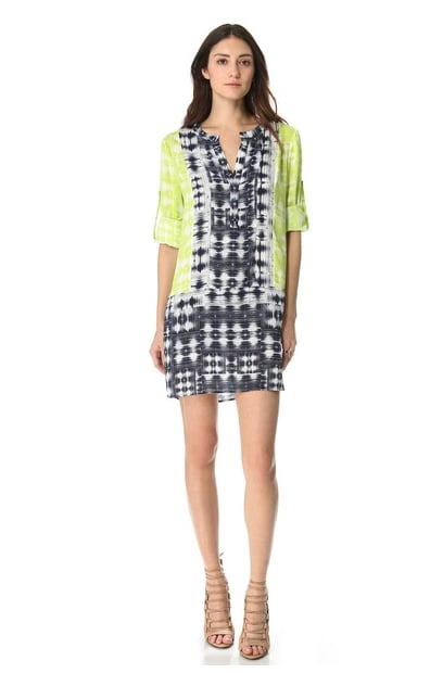 This BCBG Max Azria Clementin Tunic Dress ($198, originally $248) could double as a work sheath and a beach cover-up.