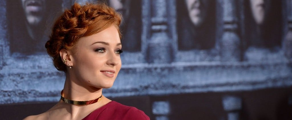 24 Times We Were Jealous of Sophie Turner's Perfect Hair