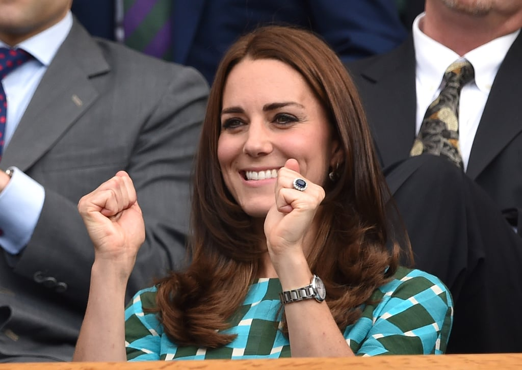 All the Times Kate Middleton Was on an Emotional Rollercoaster While Watching Sports