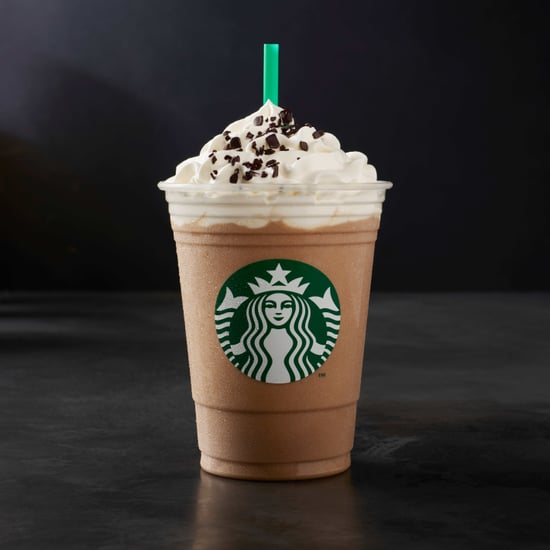 Starbucks Black and White Mocha Drinks 2018