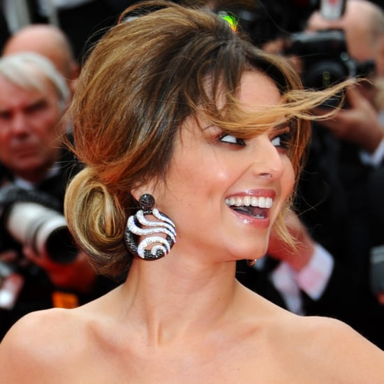 Hairstyles For Windy Days   Celebrity Hair