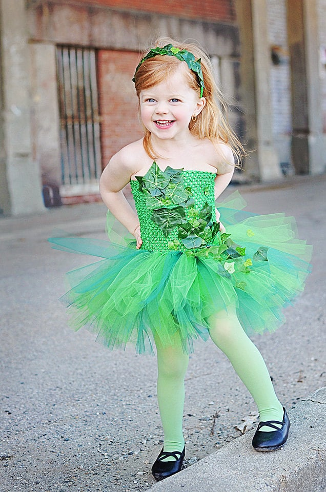 poison ivy tutu halloween costumes for kids and babies popsugar moms photo 15. Black Bedroom Furniture Sets. Home Design Ideas