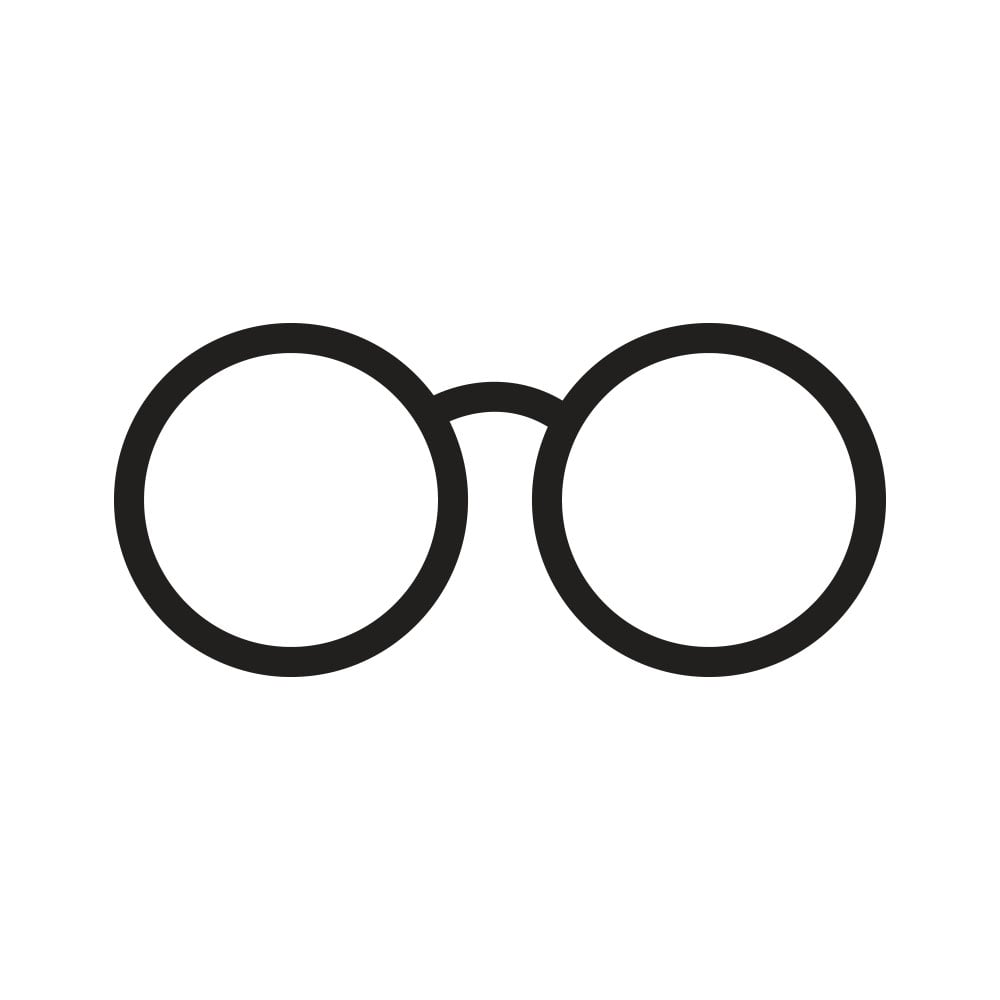 Mesmerizing image in harry potter glasses printable