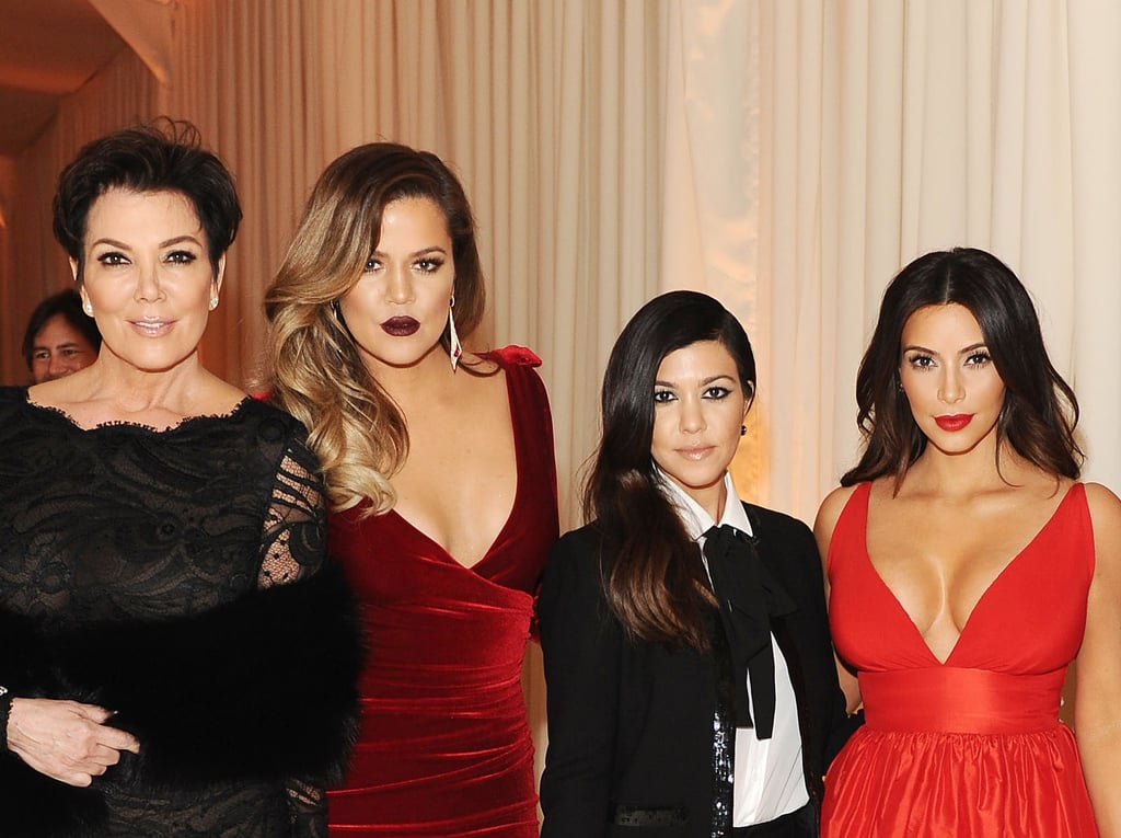 Kardashian Christmas Hair Prep Ideas