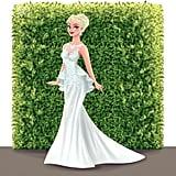 Elsa as a Bride