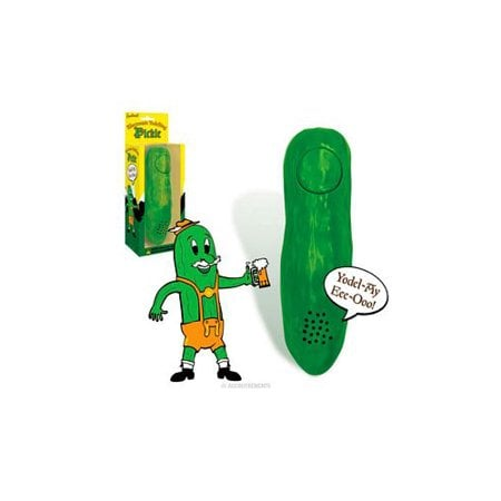 Yodelling Pickle Musical Toy