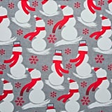 Snowman Premium Gift Wrap