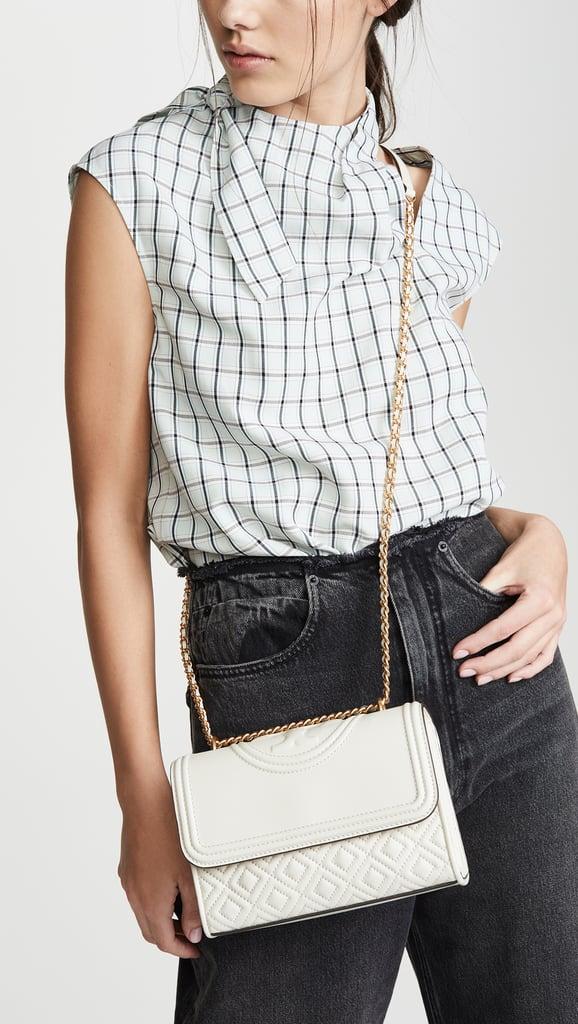 9691adbcc0a Tory Burch Fleming Small Convertible Shoulder Bag