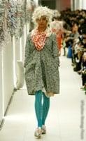 Japan Fashion Week Fall 2008 Day Two