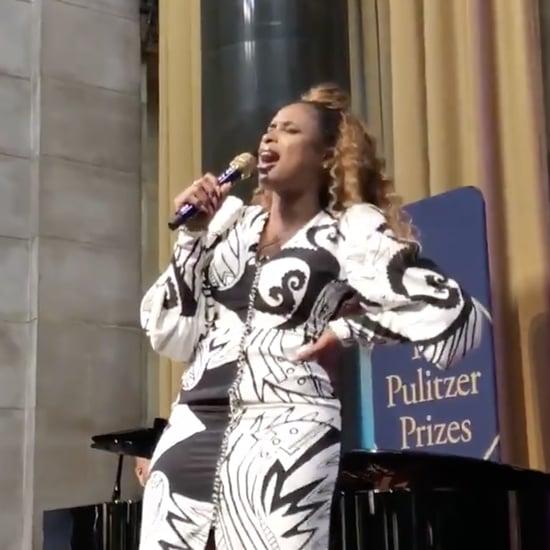 Jennifer Hudson's Tribute to Aretha Franklin Video May 2019