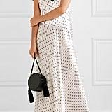 Ganni Polka-Dot Dress