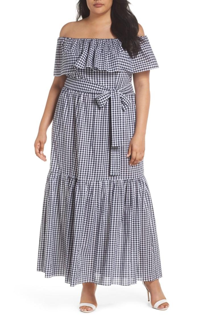 Plus-Size Maxi Dresses | POPSUGAR Fashion