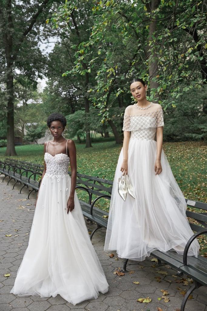 Bridal Trend 2020: Sheer Layers