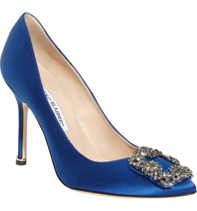 Carrie Bradshaw's Wedding Shoes