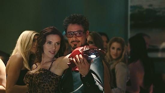 New 'Iron Man 2' Stills