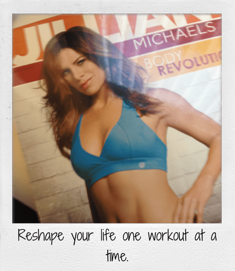 Reshape your life one workout at a time.