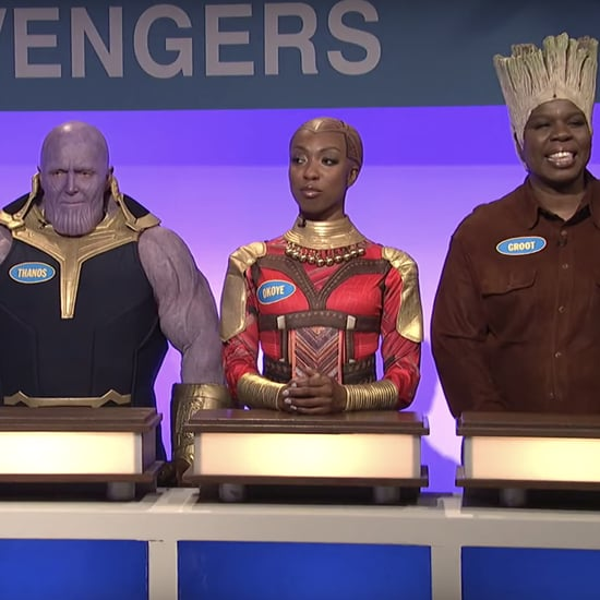 Avengers and Game of Thrones Family Feud SNL Video May 2019