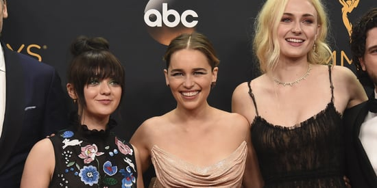 The 'Game Of Thrones' Ladies Totally Slayed The Red Carpet Game