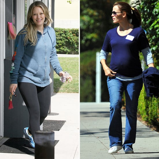 Fit, Famous, and Pregnant