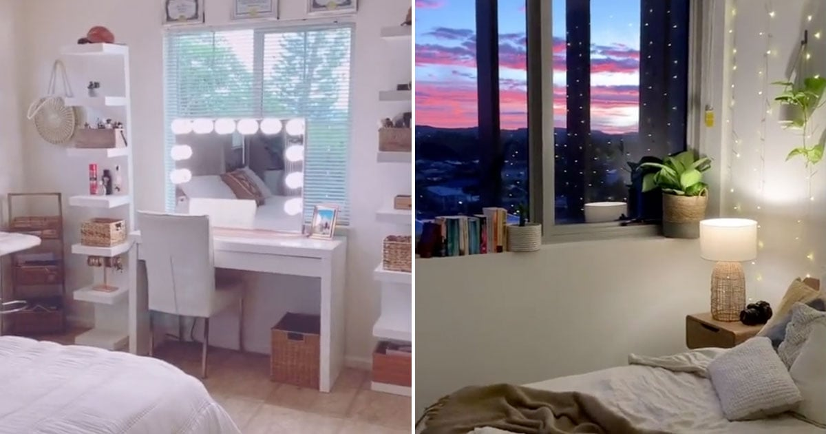 I Can't Stop Watching #BedroomCheck Videos on TikTok, and Now I Want to Redecorate