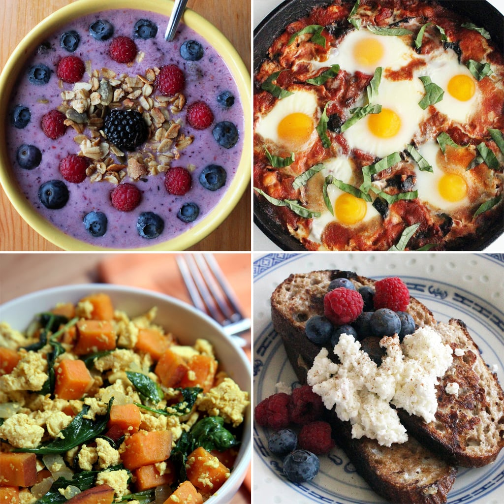 Healthy Breakfast Recipe Ideas Popsugar Fitness for Healthy Breakfast