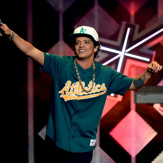 Bruno Mars Workout Playlist
