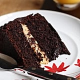 Natilla-Filled Chocolate Cake