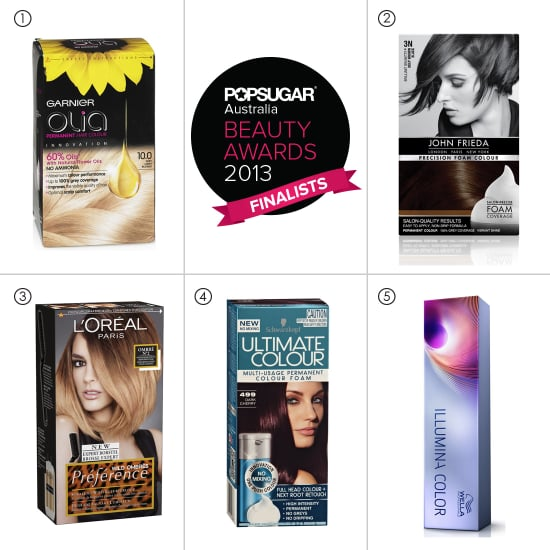 Best Hair Colour in POPSUGAR Australia Beauty Awards 2013
