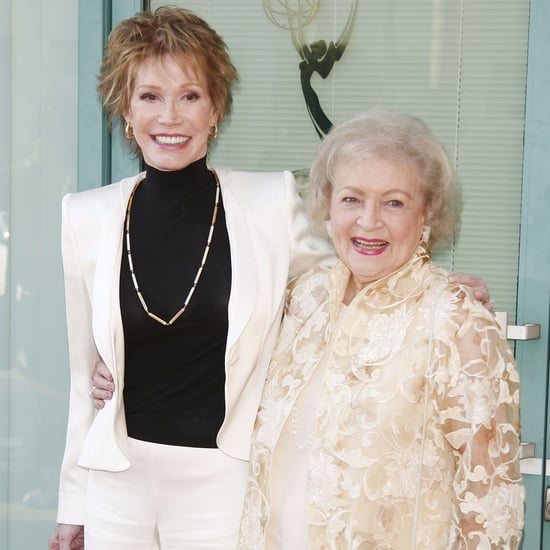 Betty White Tribute to Mary Tyler Moore January 2017
