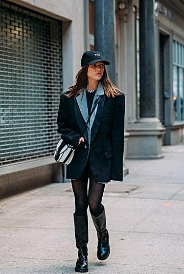 Baseball Hat Trend at New York Fashion Week