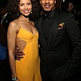Pictured: Gugu Mbatha-Raw and Nate Parker