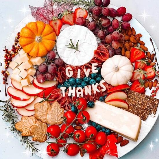Thanksgiving Charcuterie Board Ideas